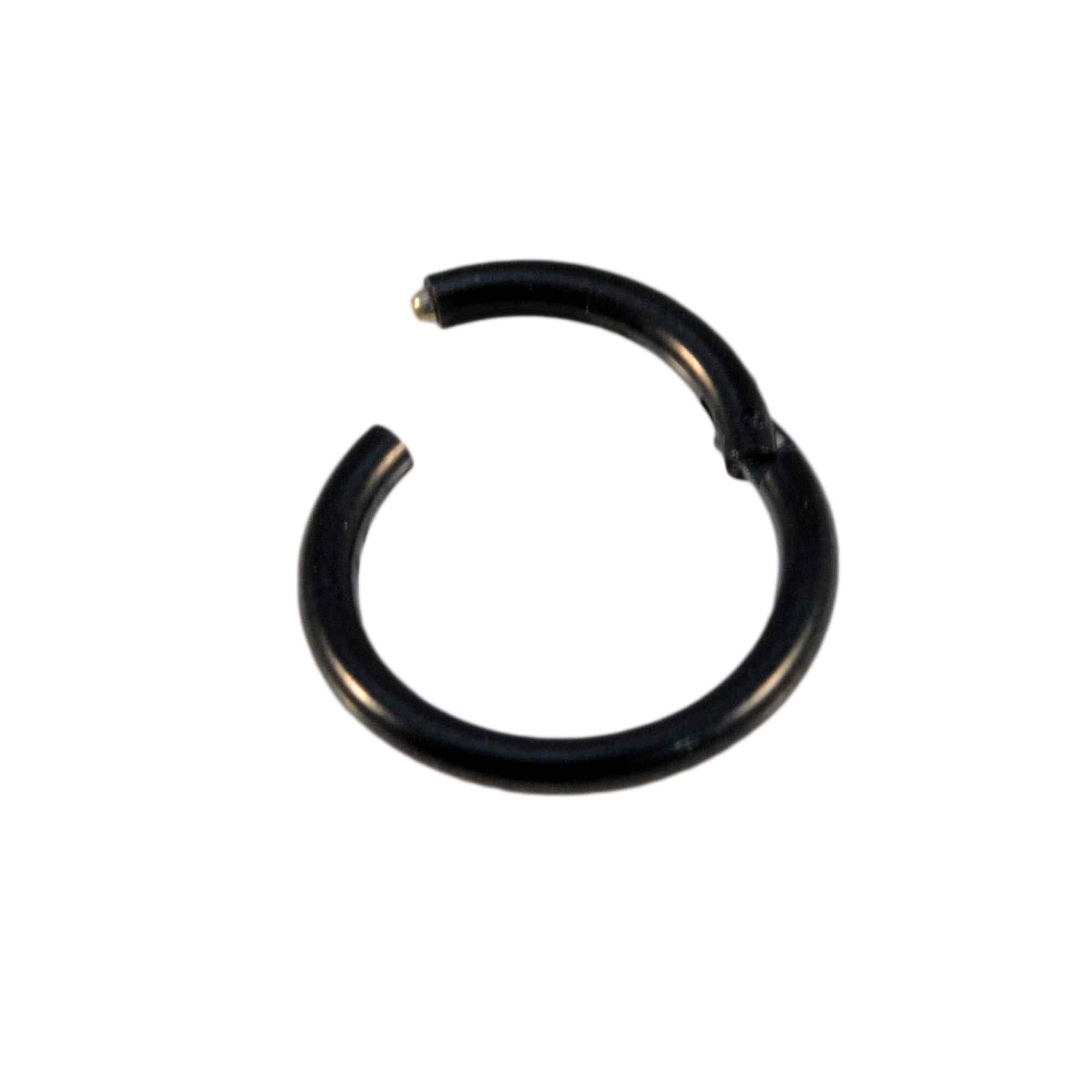 Black Hinged Segment Ring