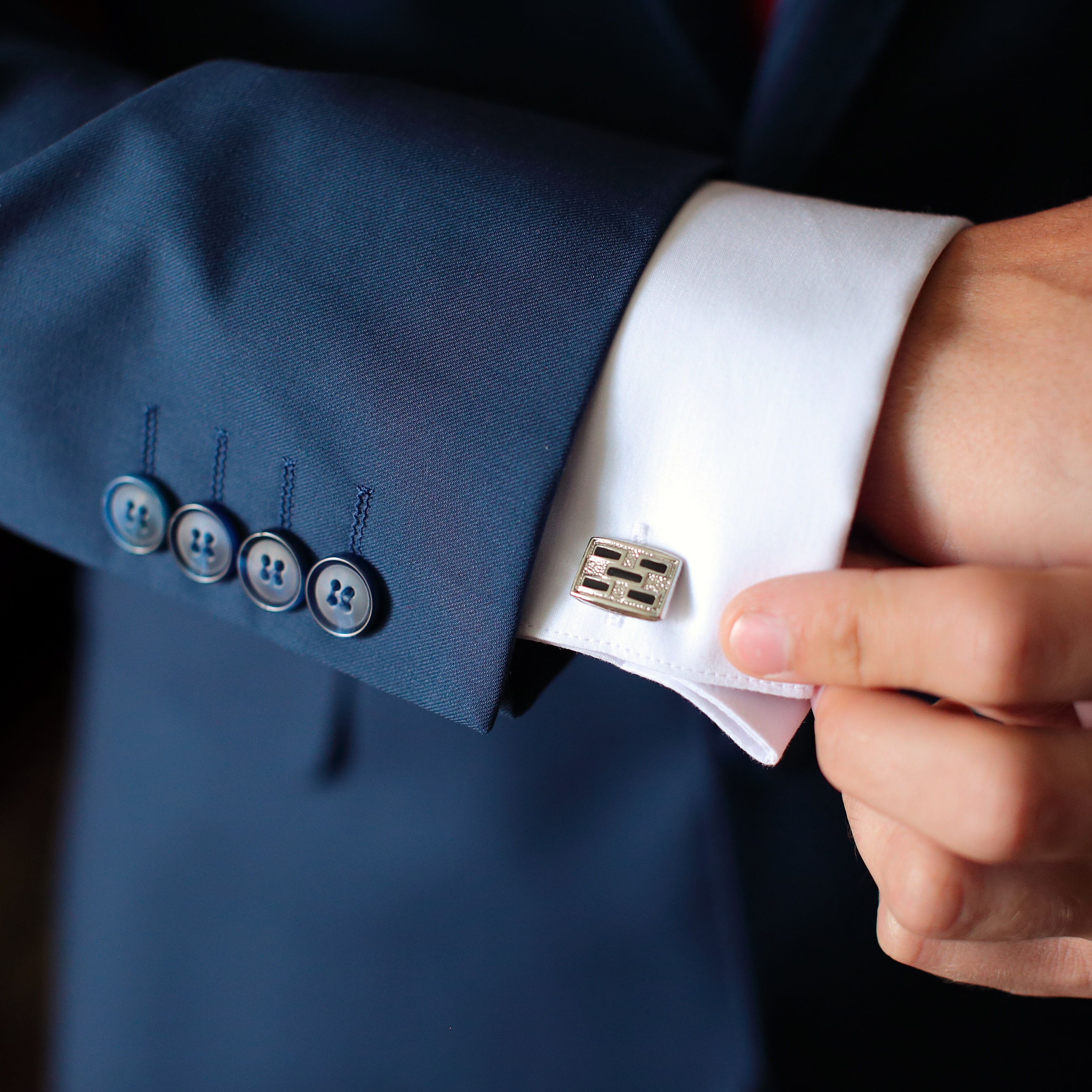 Cuff links & Tie Pins