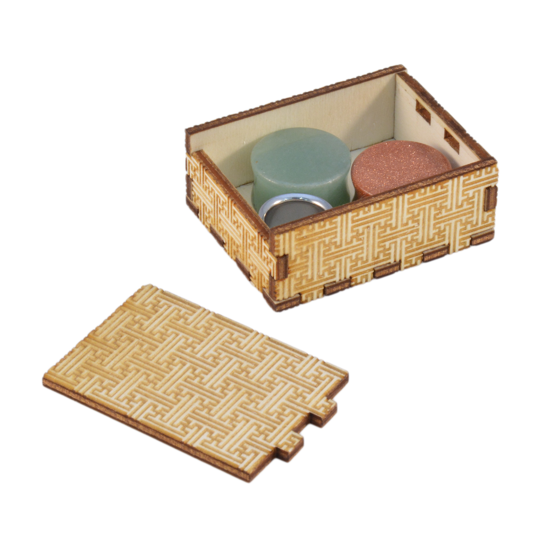 Sayagata Handmade Jewellery Box